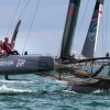 Americas Cup Frontline Sailing